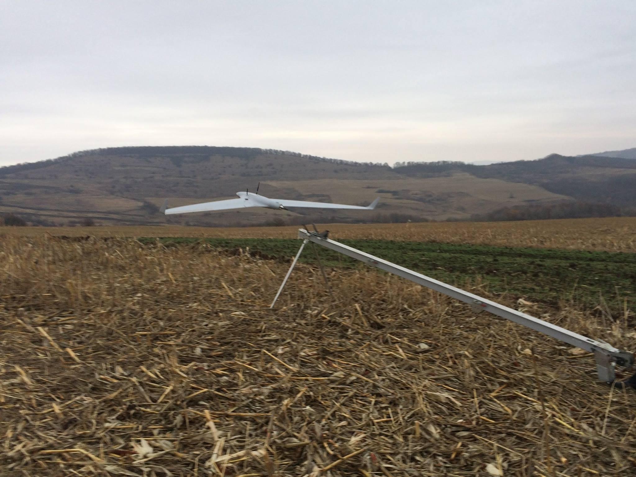 Ortofotoplanuri de înaltă rezoluție pe o suprafață de 4323 hectare